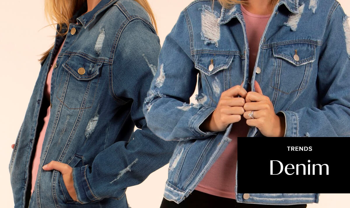Denim Trends for This Season - Femme Connection