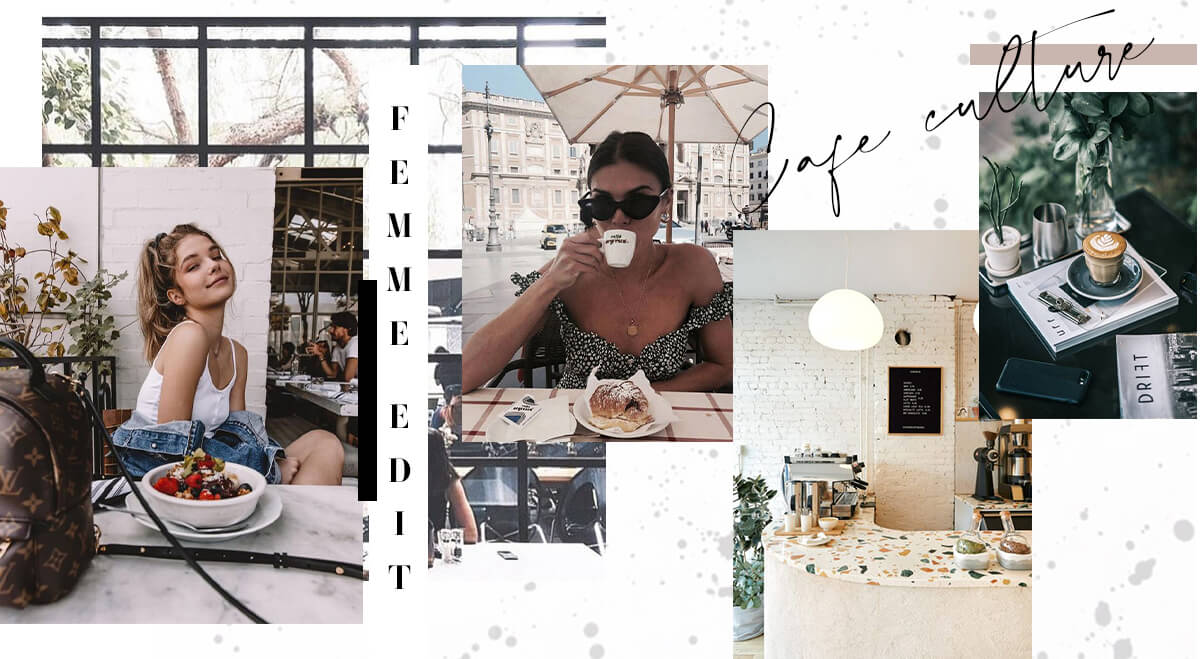 Femme Styling - Cafe Culture | Femme Connection