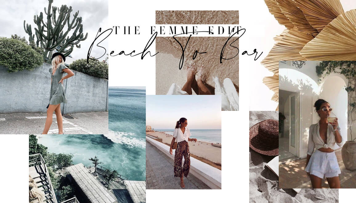 Femme Styling Beach to Bar Featured | Femme Connection
