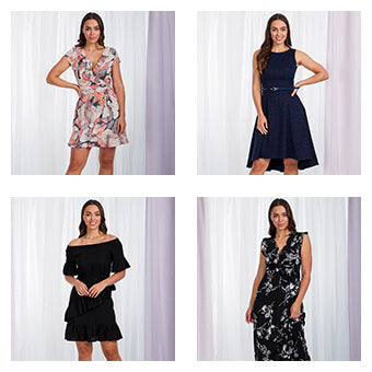 Looks for Less: Spring Racing Carnival Collage | Femme Connection