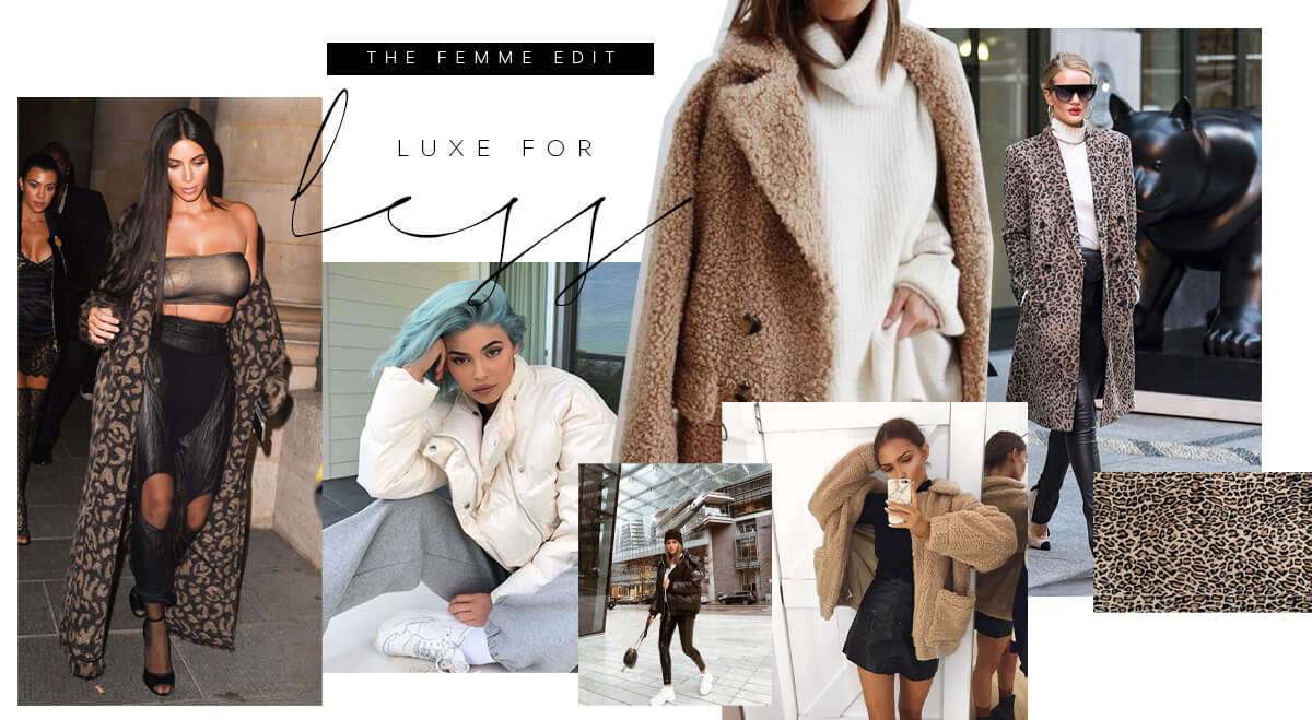 Luxe for Less | Femme Connection