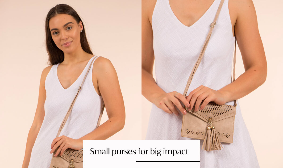 Small Bag, Big Impact | Femme Connection