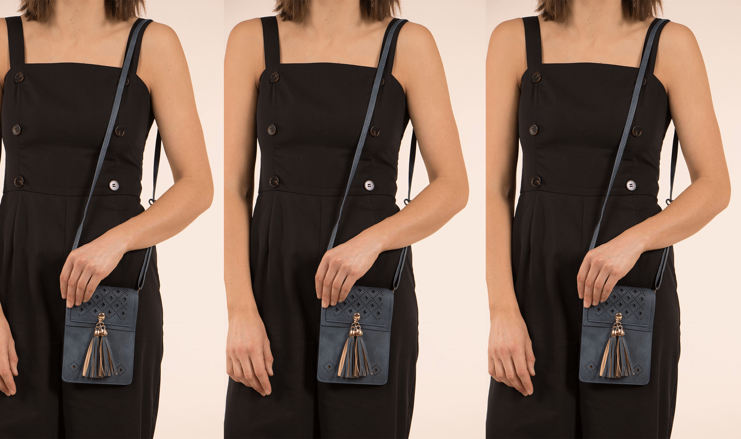 Small Bag, Big Impact - Satchel Style Bag | Femme Connection