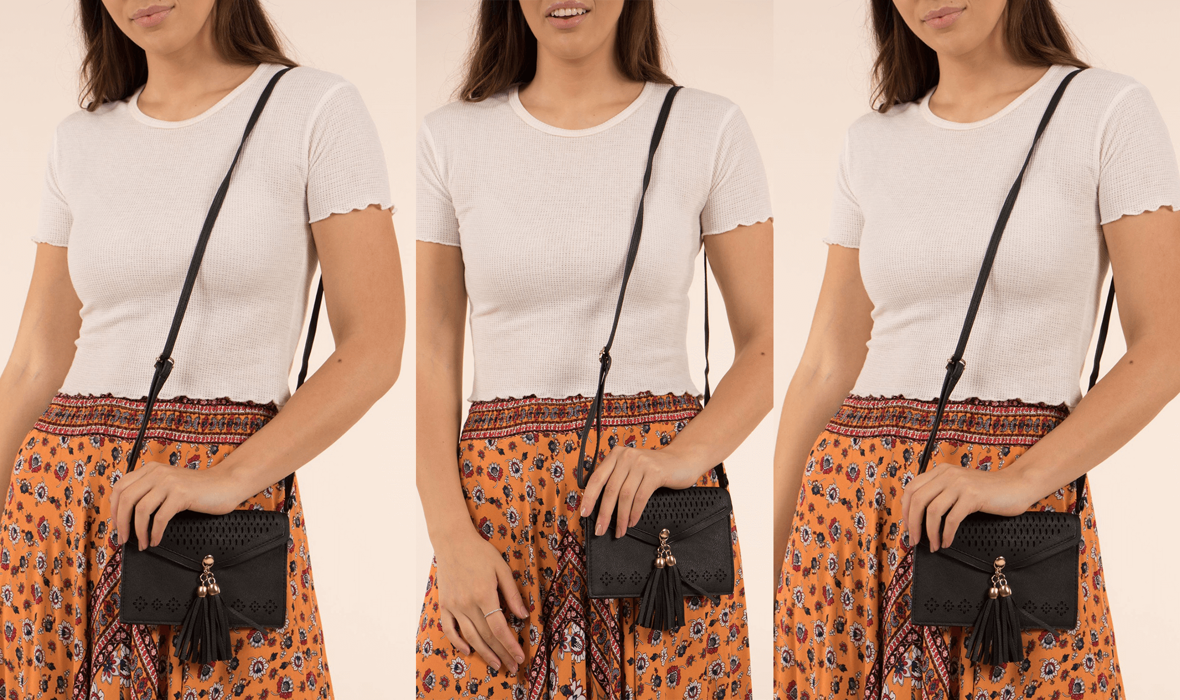Small Bag, Big Impact - Tassel Front Bag | Femme Connection
