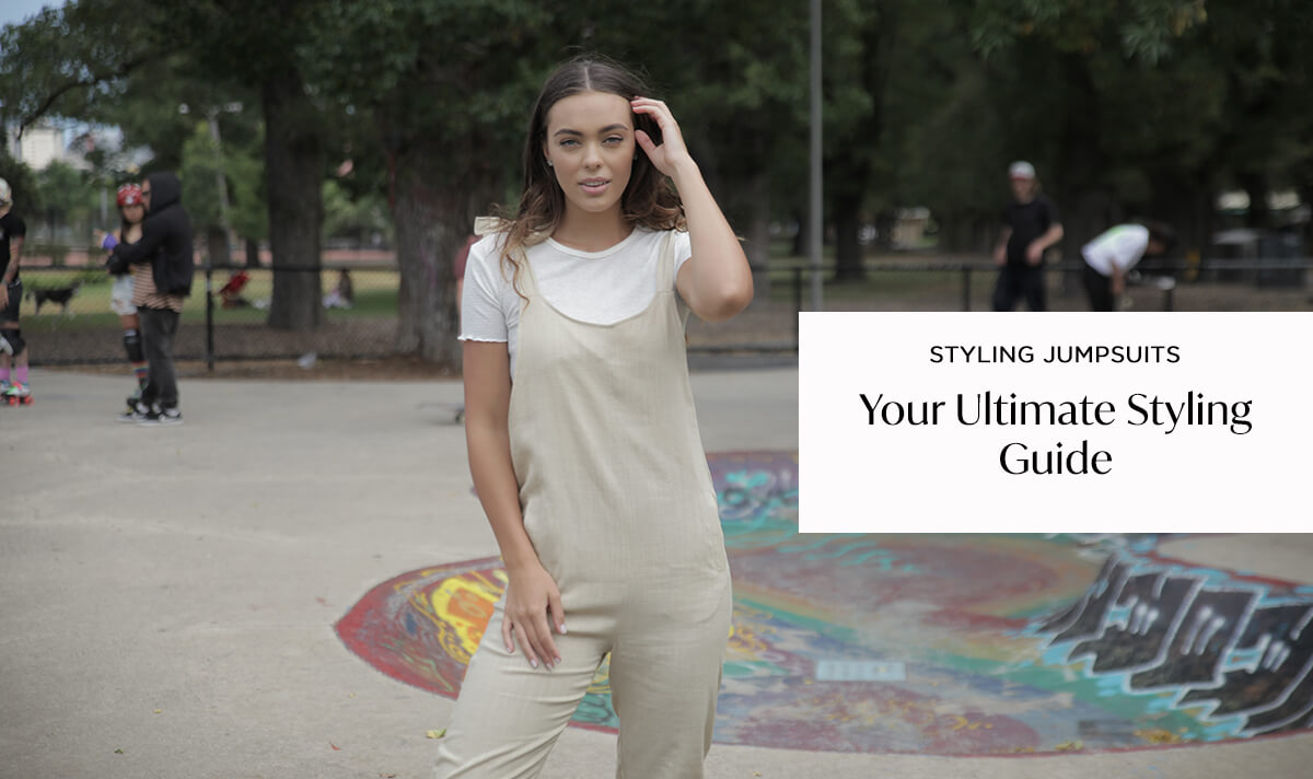 Styling Jumpsuits- Your Ultimate Styling Guide - Femme Connection