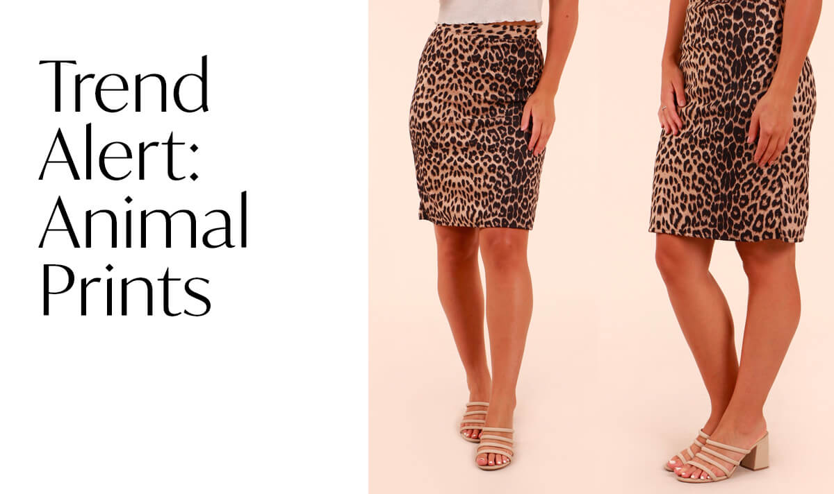 Trend Alert- Animal Prints - Femme Connection