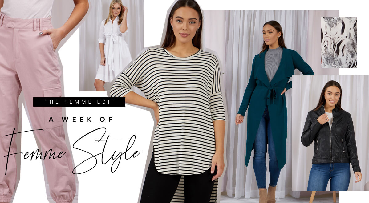 Week of Femme Style | Femme Connection