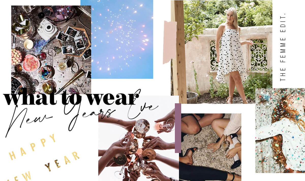 What to Wear New Year's Eve | Femme Connection