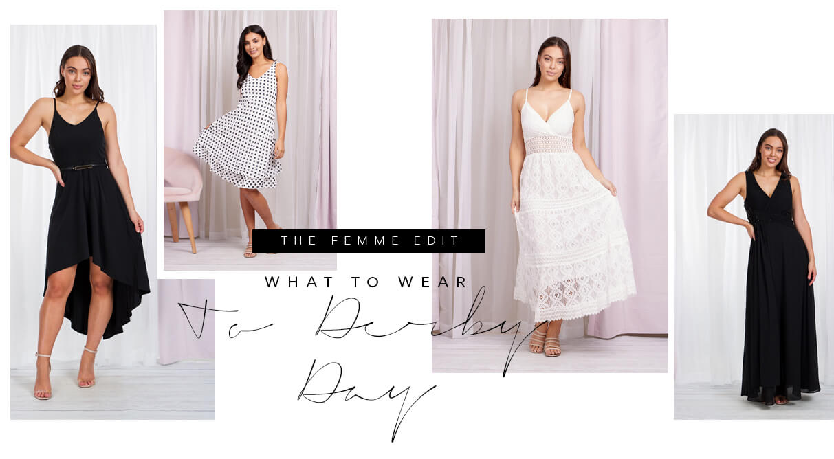 What to Wear to Derby Day | Femme Connection