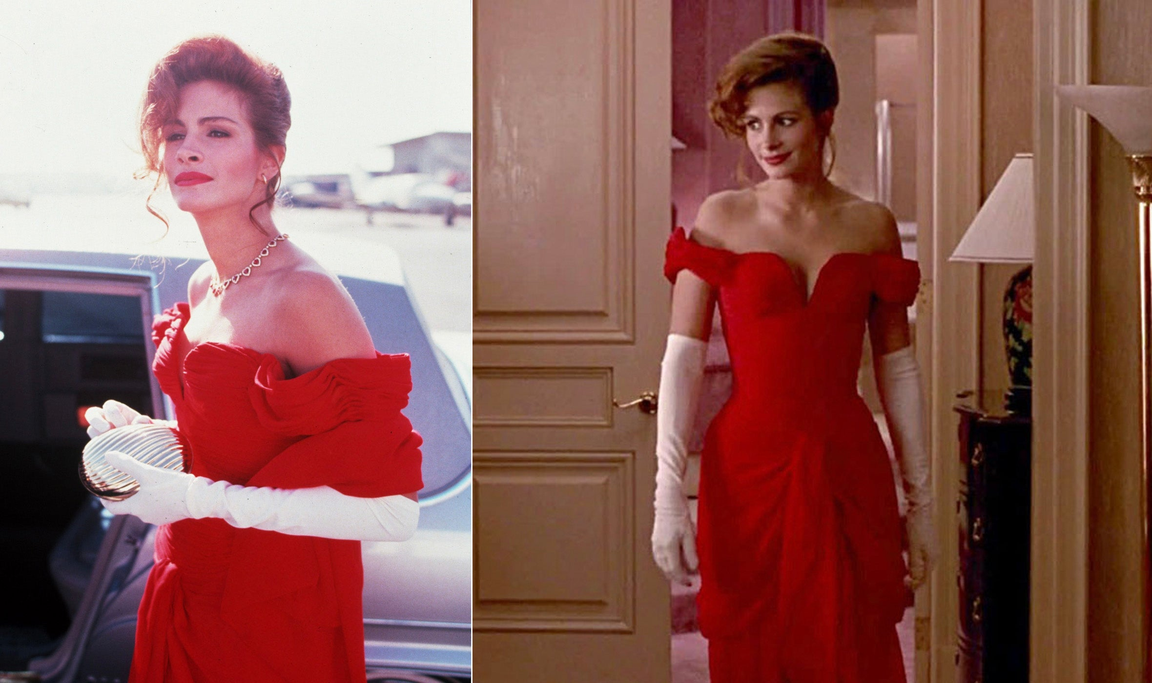 Julia Roberts Fiery Red Gown In Pretty Woman Made Not Only Edward Fall Love With Her But We All Did Too