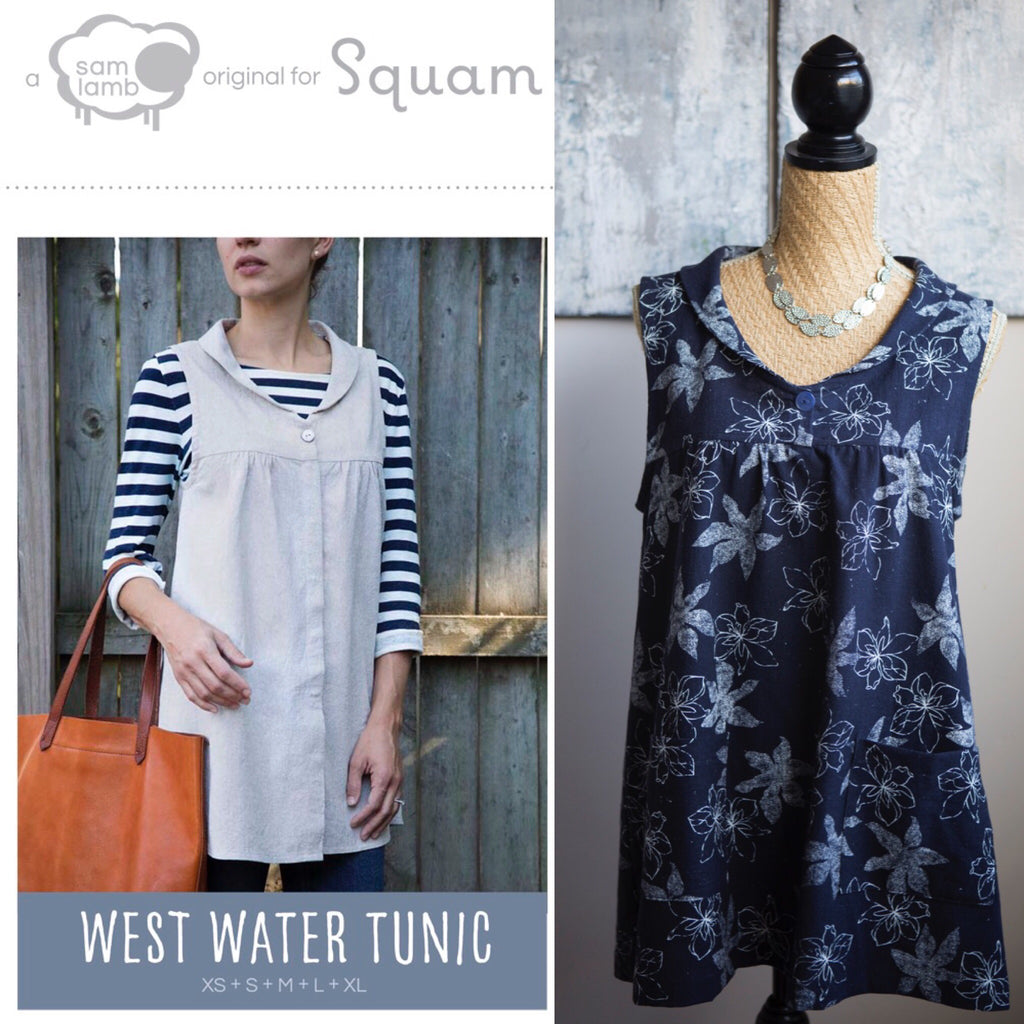 the West Water Tunic