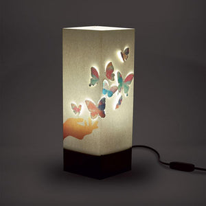 Butterflies Shadow Illusion Lamp - Lampeez