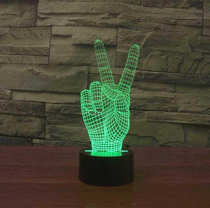 Victory 3D Illusion Lamp - Lampeez