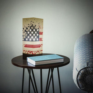 Patriotism Shadow Illusion Lamp - Lampeez