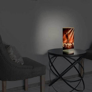 Trumpeter Shadow Illusion Lamp - Lampeez