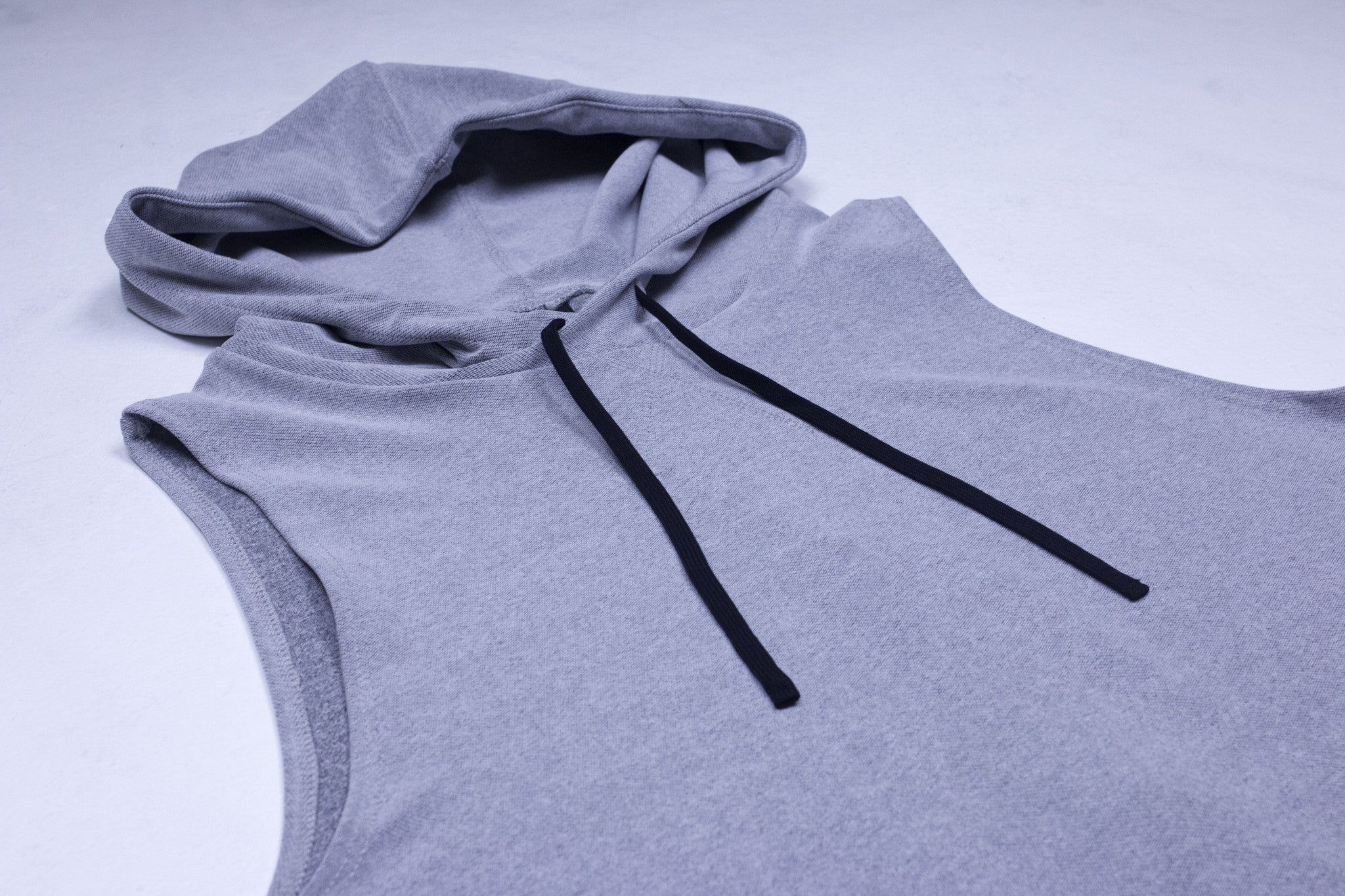 The Custom Hoodie Grey