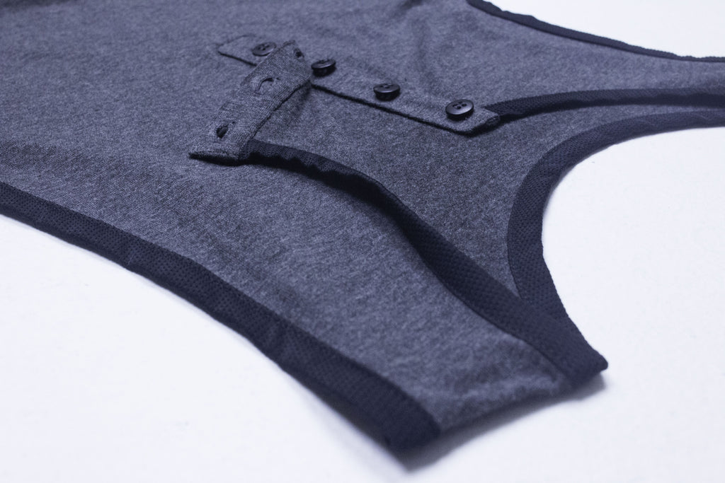 The Method Tank Grey