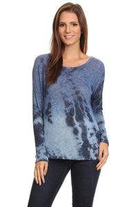 Tye Dye Knit Top