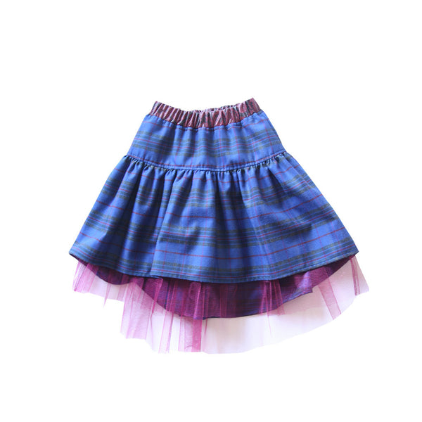 Charlotte Skirt - Flannel