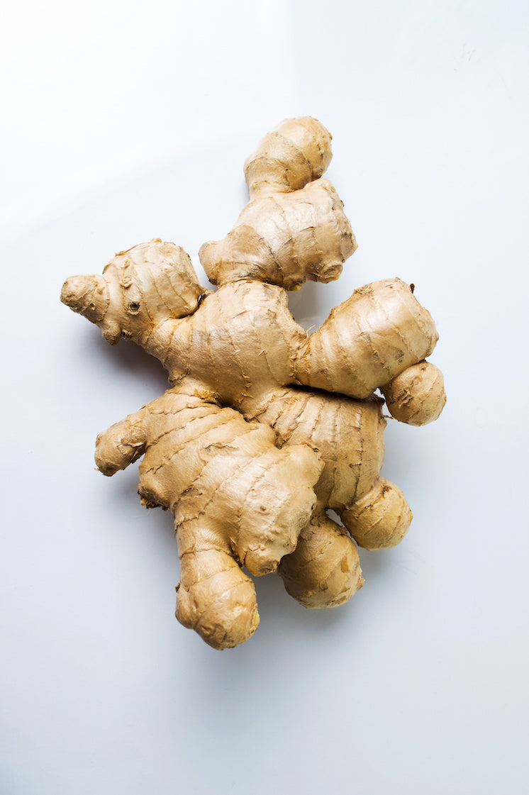 Power of ginger root