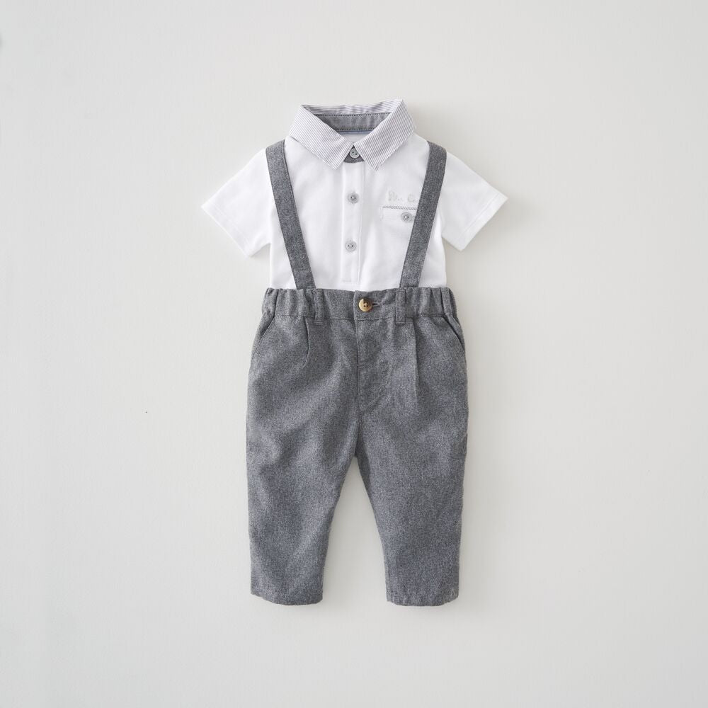 Polo & Trouser Set 3-6 Months