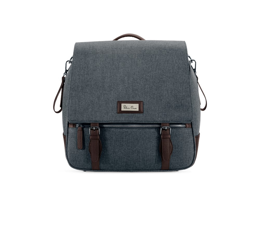 Wave Changing Bag Slate