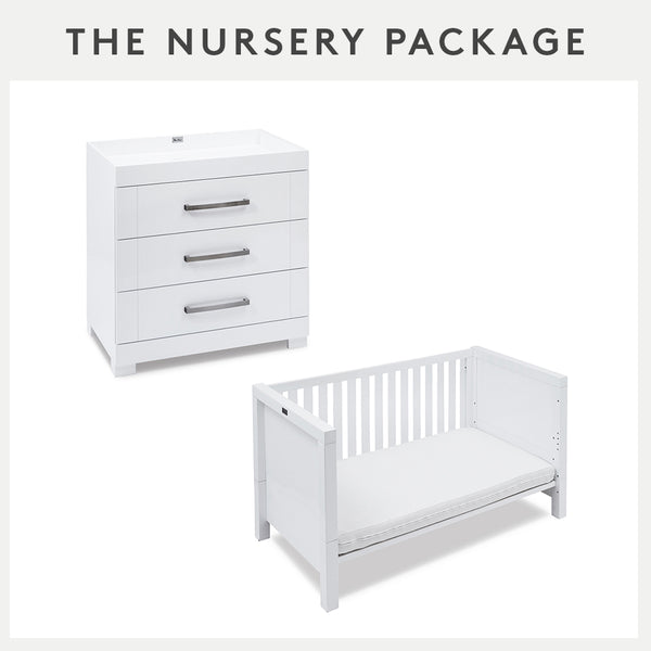 The Nursery Furniture Package