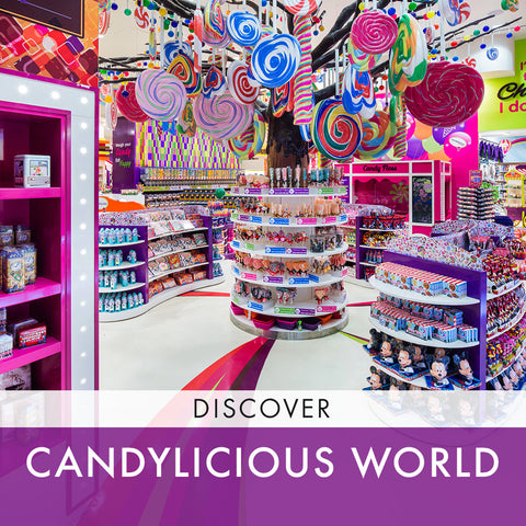 Discover Candylicious World