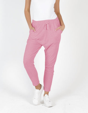 Betty Basics Jade Drop Pants - Ballet