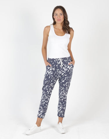 Betty Basics Jade Drop Pants - Bengal