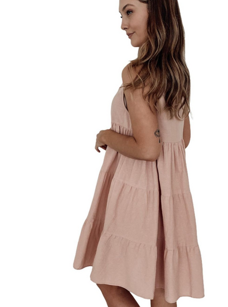 Bagira Lulu Dress - Blush