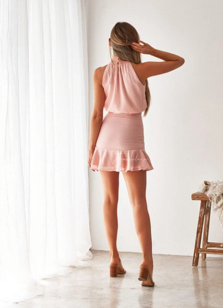 Two Sisters the Label Pip Dress - Blush