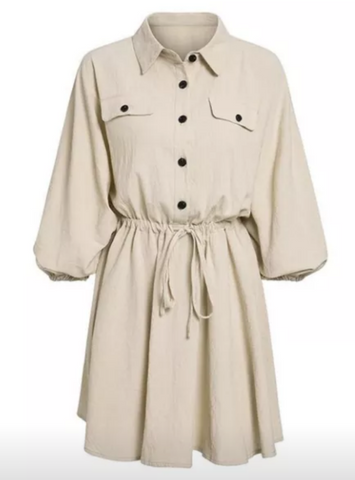 Kas Dress - Beige
