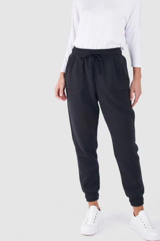 Betty Basics Avril Joggers - Black