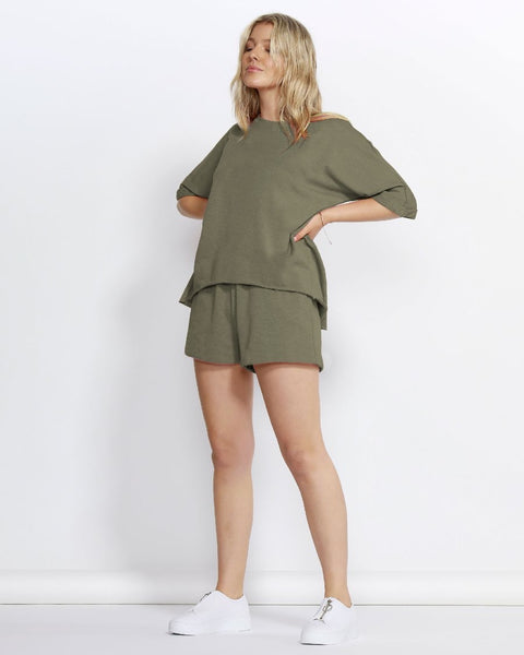 Betty Basics Chet Sweat - Fern