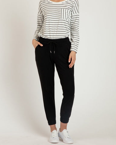 Betty Basics Coco Pant - Black