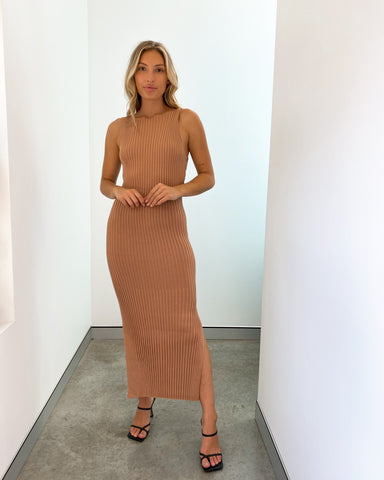 Freya Knit Maxi Dress