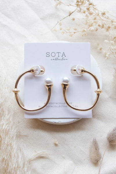 Coco Hoop Earrings