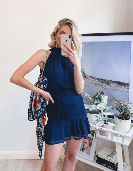 Two Sisters the Label - Pip Dress Navy