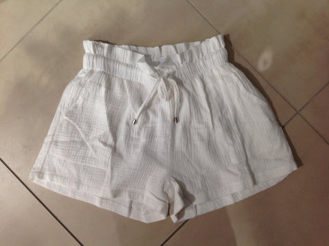 Jana Shorts - White