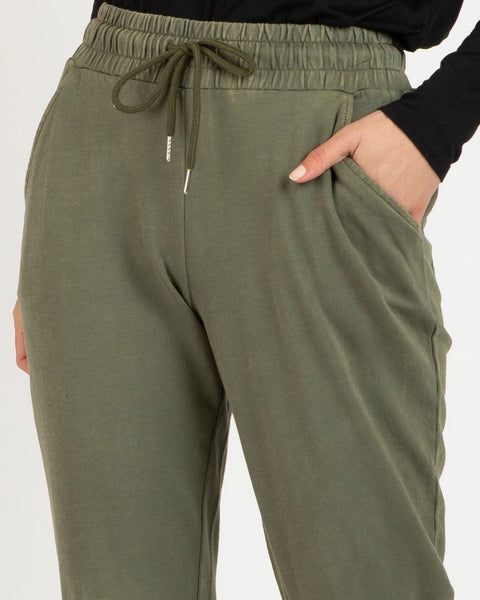 Betty Basics Coco Pant - Fern