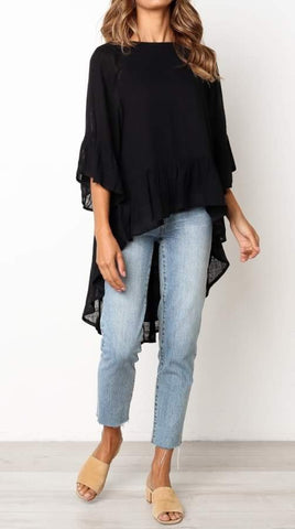 Trudy Top - Black