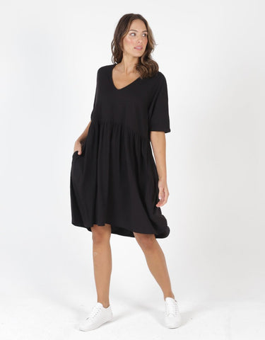 Betty Basics Portsea Dress - Black
