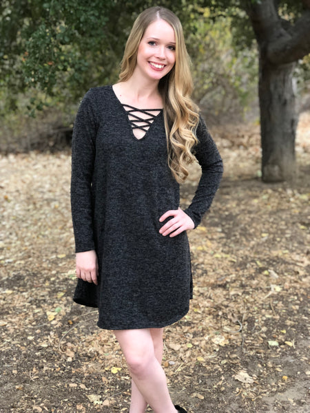CLAIRE KNIT DRESS