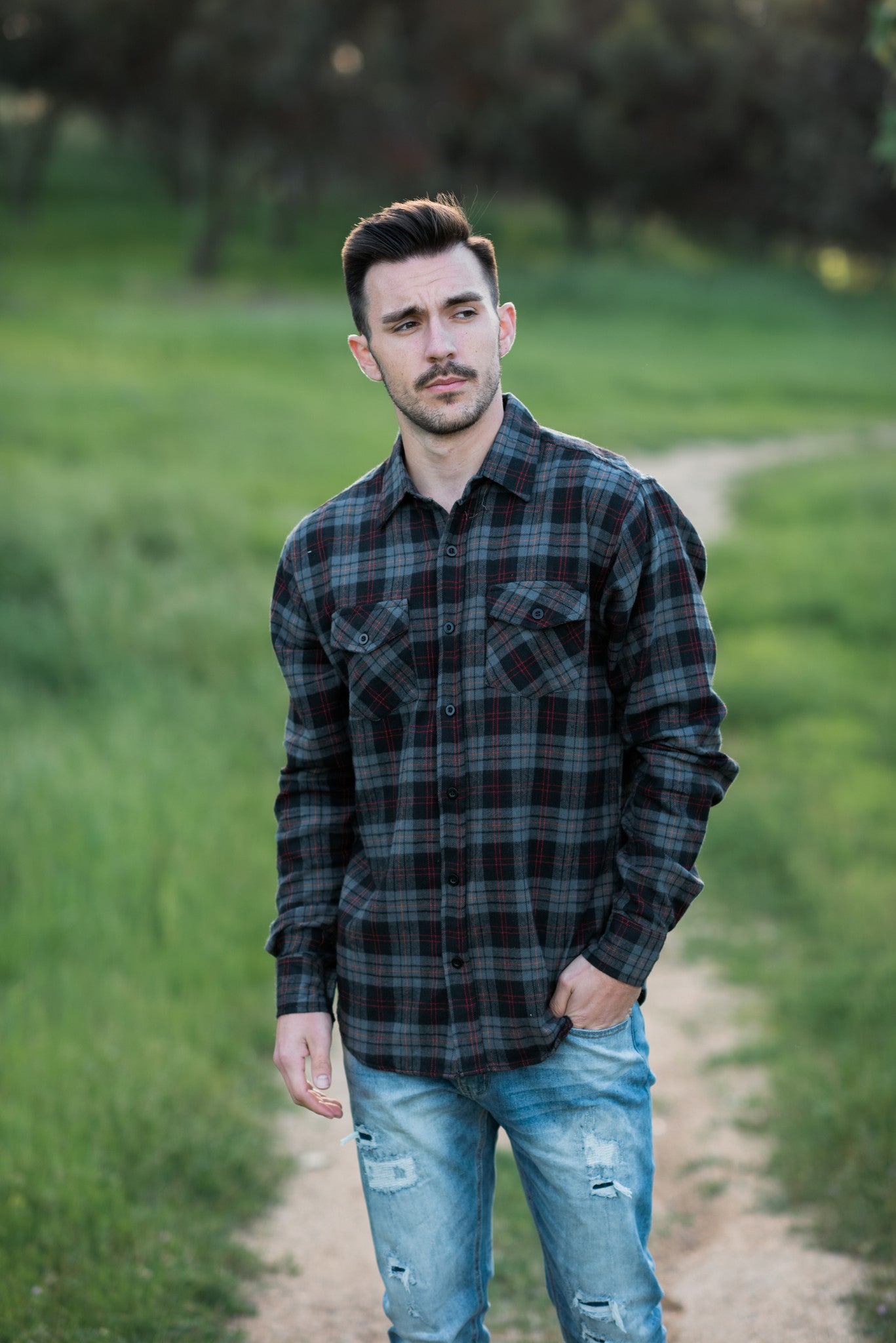 CARTER FLANNEL