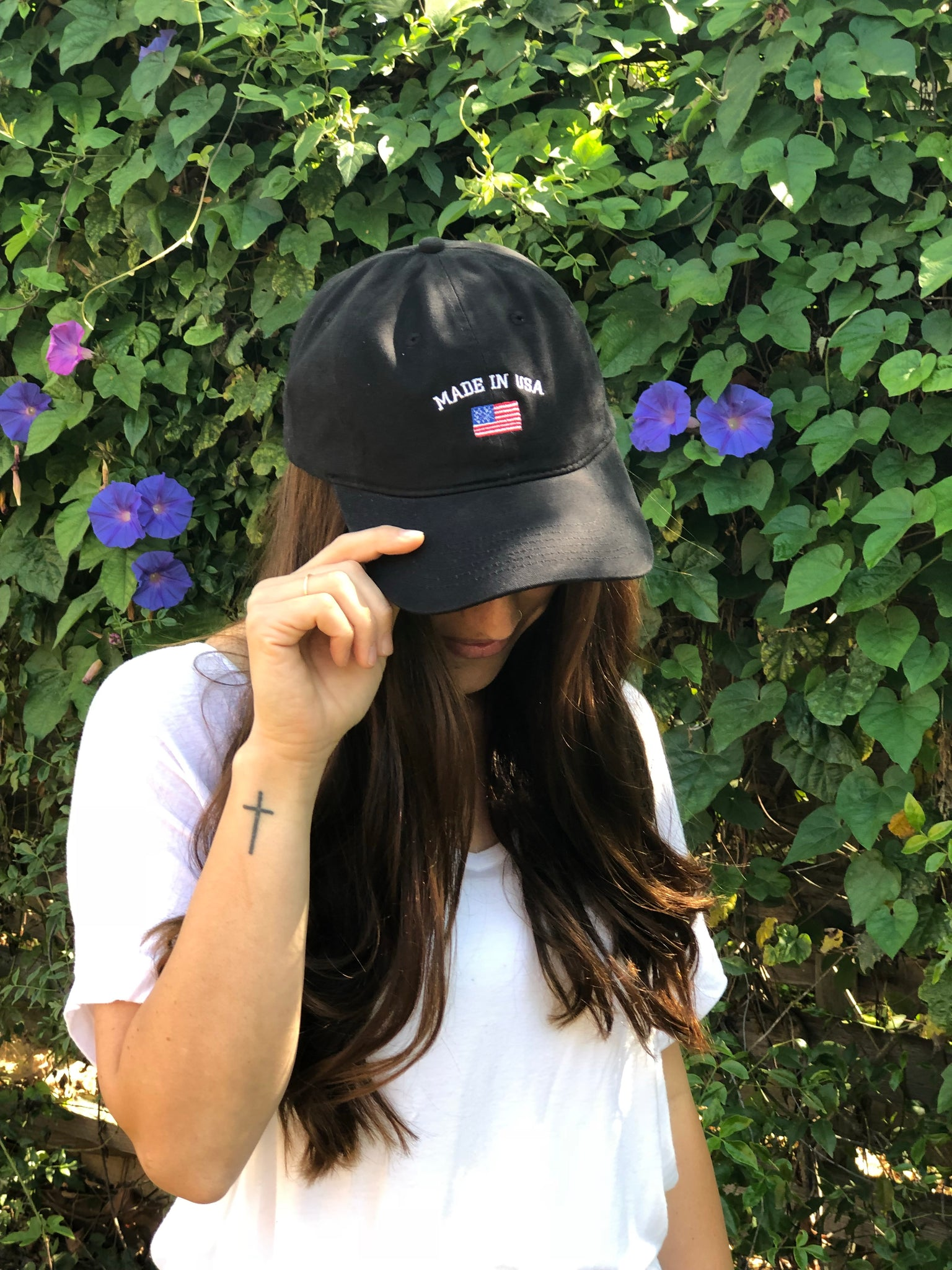 MADE IN USA DAD HAT