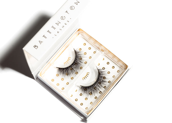 PINK BEAUX Battington Beauty 3D Silk Lashes - Bardot