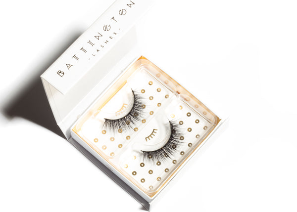 Battington Beauty 3D Silk Lashes - Harlow