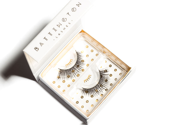 Battington Beauty Silk Lashes - Hepburn