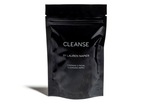 PINK BEAUX Cleanse by Lauren Napier